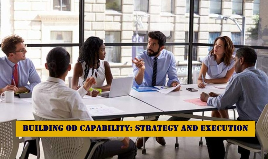 Building Organisational development Capability: Strategy and Execution