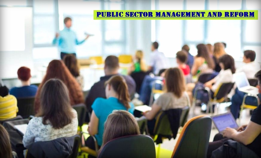 Public Sector Management and Reform